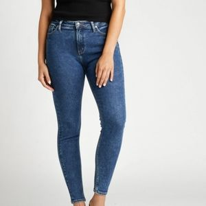 Silver brand High Note High Rise Skinny Jeans